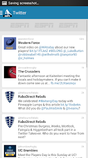 Rugby Live Scores - Rugby Now- screenshot thumbnail