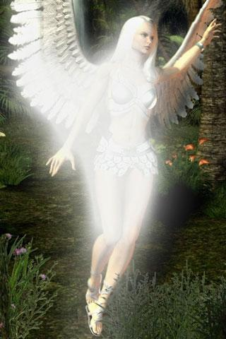 3D Angel Wallpapers - screenshot