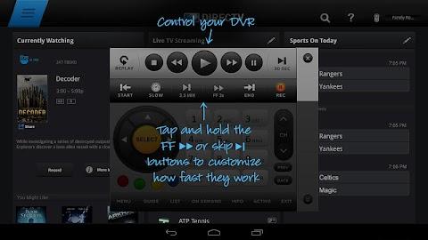 DIRECTV for Tablets Screenshot 14