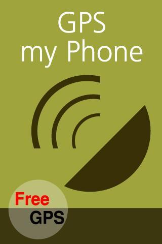 GPS My Phone Free