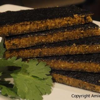 Thai Nori Crackers