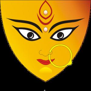 Joy Maa Durga from Durga Pujo Online team!!