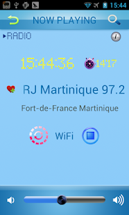 Martinique Radio - screenshot thumbnail