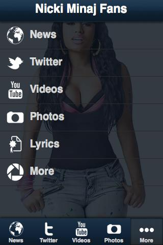 Nicki Minaj Fans - screenshot