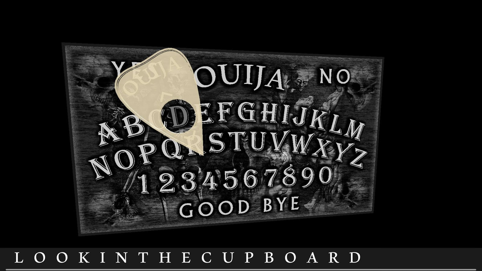 how to play the ouija board safely