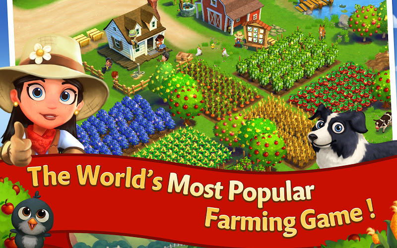 FarmVille 2: Country Escape - screenshot