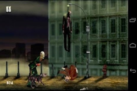 Run! Zombies!- screenshot thumbnail