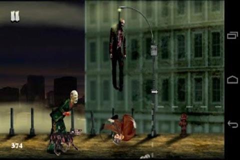 Run! Zombies!- screenshot