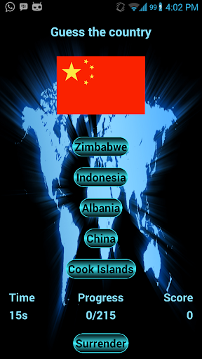 Flags and Capitals 益智 App-愛順發玩APP