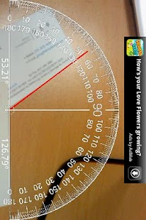 AR Protractor v3 각도기- screenshot thumbnail