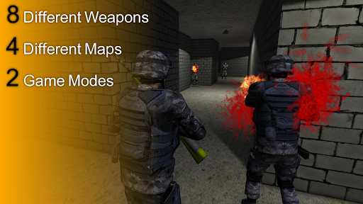 Squad Strike : FPS