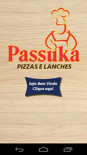 Passuka Pizzas e Lanches