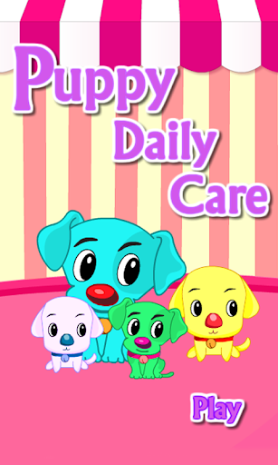 Puppy Care Pet Caring Daily 4.0.1 screenshots 1