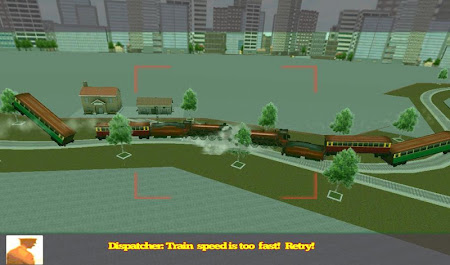 Modern Train Driver Simulator 1.0 screenshot 170518