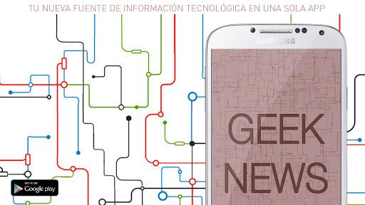 Noticias Tecnologia Geek