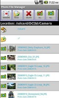Screenshot of Photo File Manager
