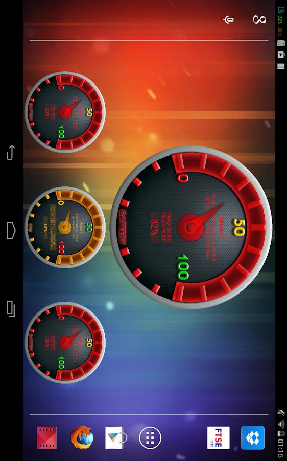 Cpu Gauge Pro- screenshot