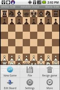 AMobile Chess- screenshot thumbnail