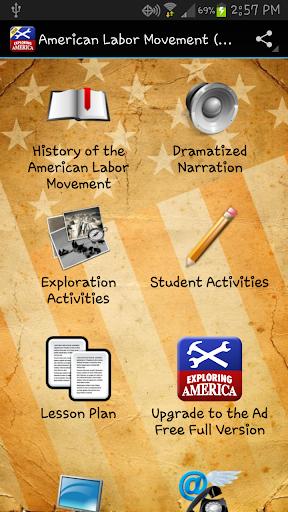 American Labor Movement free