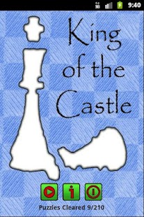 King of the Castle: Chess game - screenshot thumbnail