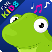 Singing Frogs for Children
