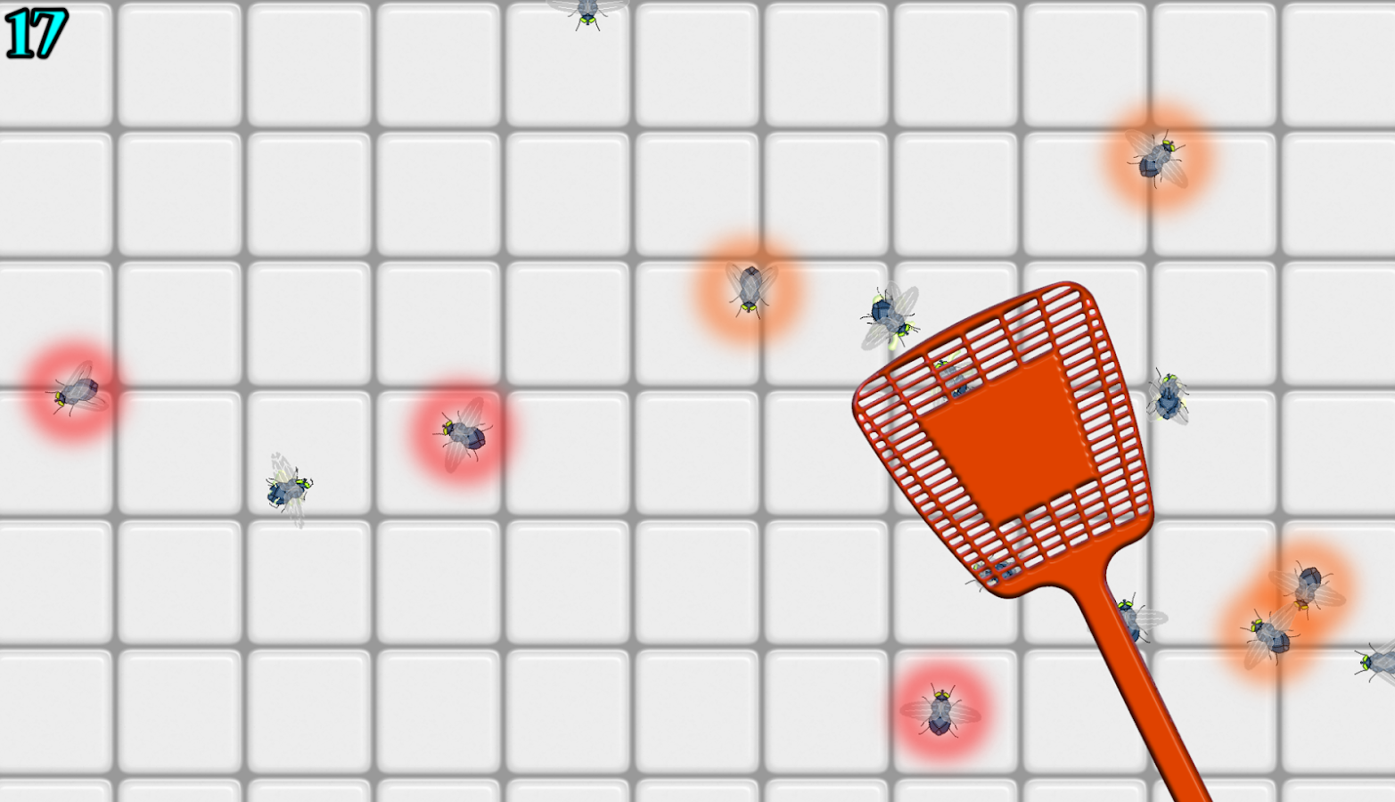 Fly Swat- screenshot