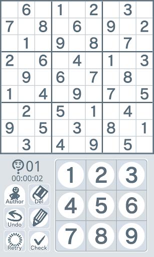 Sudoku by Nikoli Easy 17