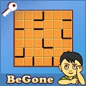 BeGone logo