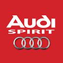 Audi Spirit Mobile logo