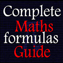 Complete Maths Formulas Guide icon