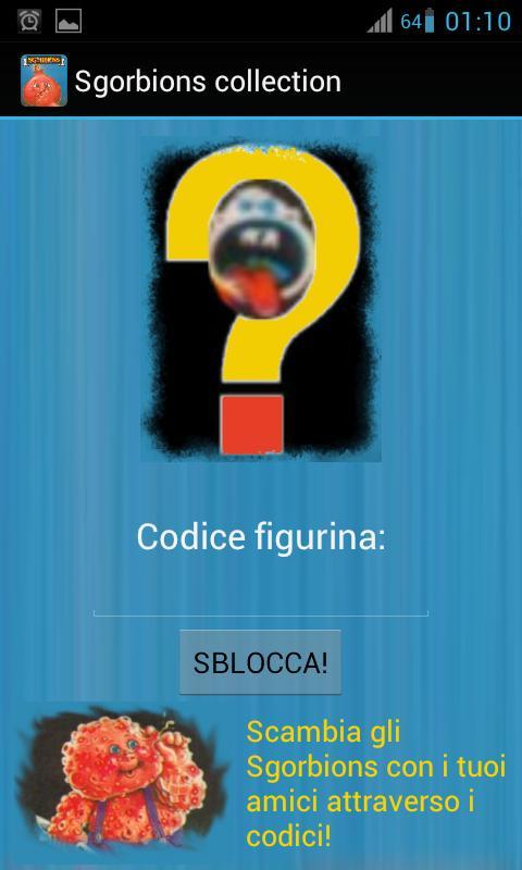 Collezione Sgorbions- screenshot