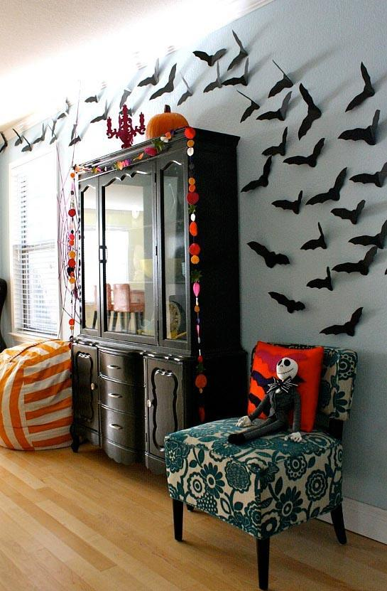halloween decorations ideas android apps on google play. Black Bedroom Furniture Sets. Home Design Ideas