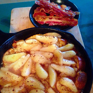 Baked Fruit French Toast