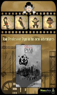Professor Pym - screenshot thumbnail