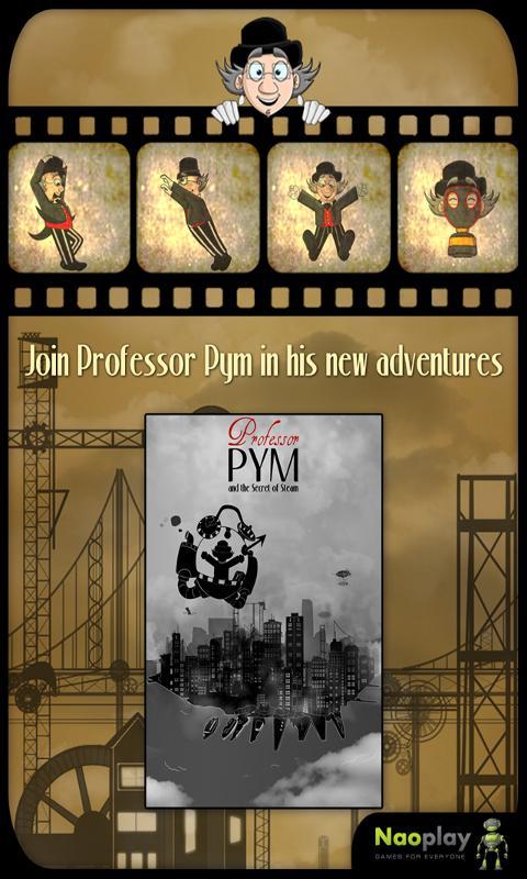 Professor Pym - screenshot