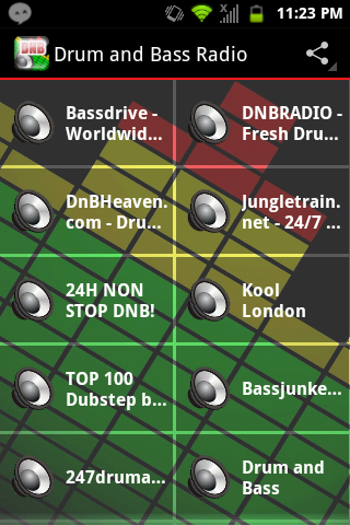 Drum and Bass Radio DNB