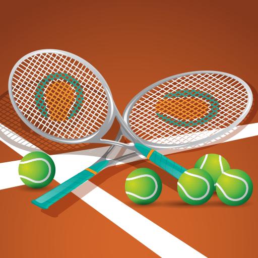 網球遊戲 體育競技 App LOGO-硬是要APP