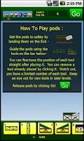 Screenshot of Pods Free
