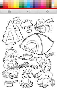玩漫畫App|Coloring Book Kid免費|APP試玩