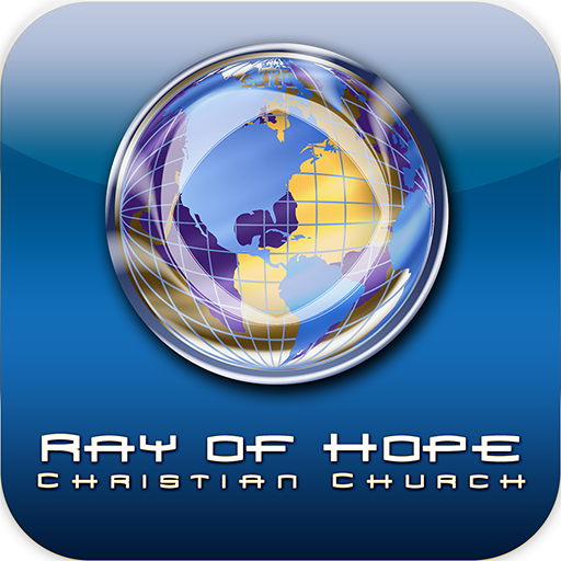 Ray of Hope Christian Church LOGO-APP點子