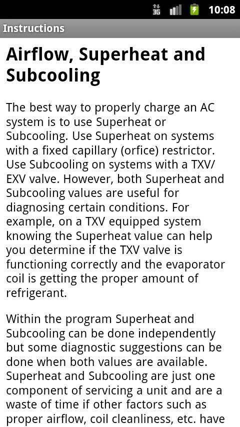HVAC Buddy® - screenshot