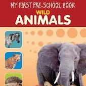 PreSchool Book - Wild Animals