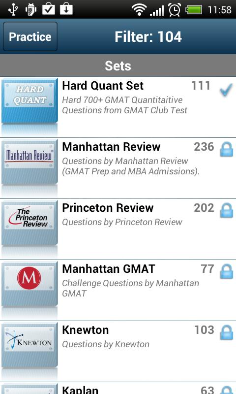 GMAT ToolKit Screenshot 1