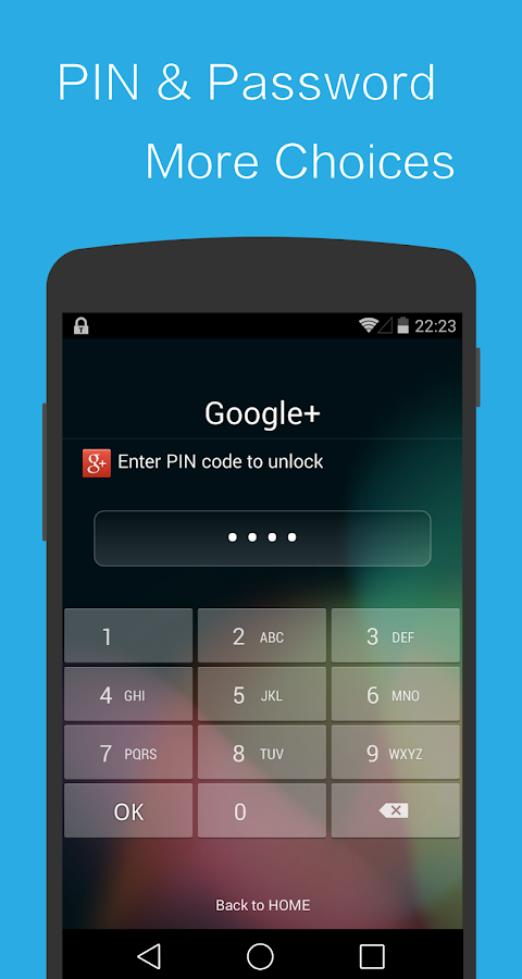 Smart AppLock Pro - screenshot