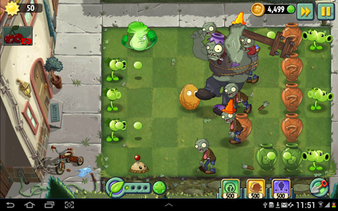 Plants vs Zombies 2 (MOD) 6
