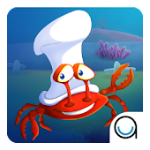 Count Crab: Baby Fish School