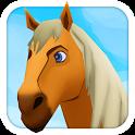 Horse Life Adventures Free icon