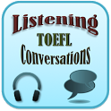 TOEFL Listening (Conversation) icon