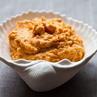 Mashed Maple Chipotle Sweet Potatoes