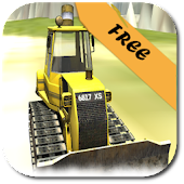 Bulldozer Driving Simulator 3D